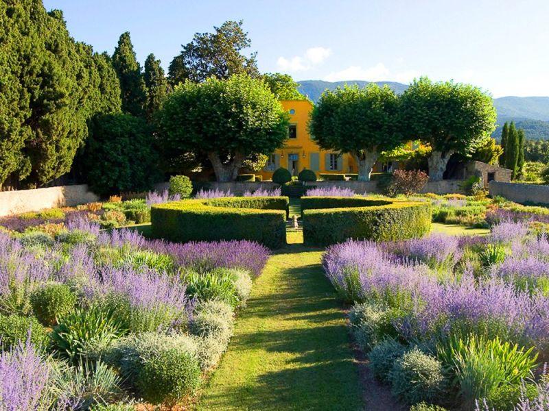 Сад в стиле прованс фото